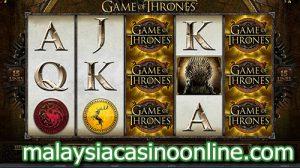 权利的游戏 – 15线老虎机 (Game of Thrones 15 Lines Slot)