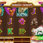 Age of the Gods: Goddess of Wisdom Slot (众神时代-智慧女神)
