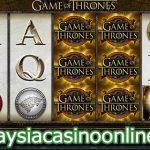权利的游戏 -243 线老虎机 (Game of Thrones 243 Ways Slot)