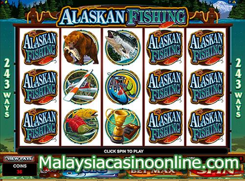 阿拉斯加捕鱼 (Alaskan Fishing Slot)