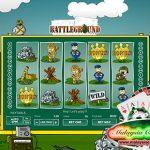 战场旋转老虎机 (Battleground Spins Slot)