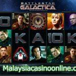 太空堡垒 卡拉狄加 (Battlestar Galactica Slot)