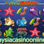 疯狂鱼派对老虎机 (Fish Party Slot)
