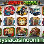银行破产老虎机 (Bust The Bank Slot)