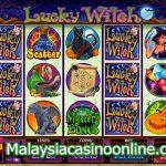 幸运女巫老虎机 (Lucky Witch Slot)
