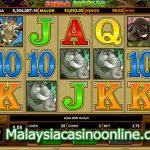 百万钞票老虎机 (Mega Moolah Slot)