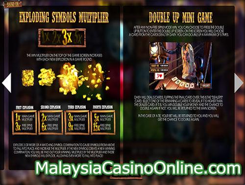 大量黄金老虎机 (More Gold Diggin Slot) - Bonus