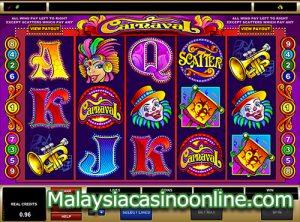 嘉年华老虎机 (Carnival Slot)